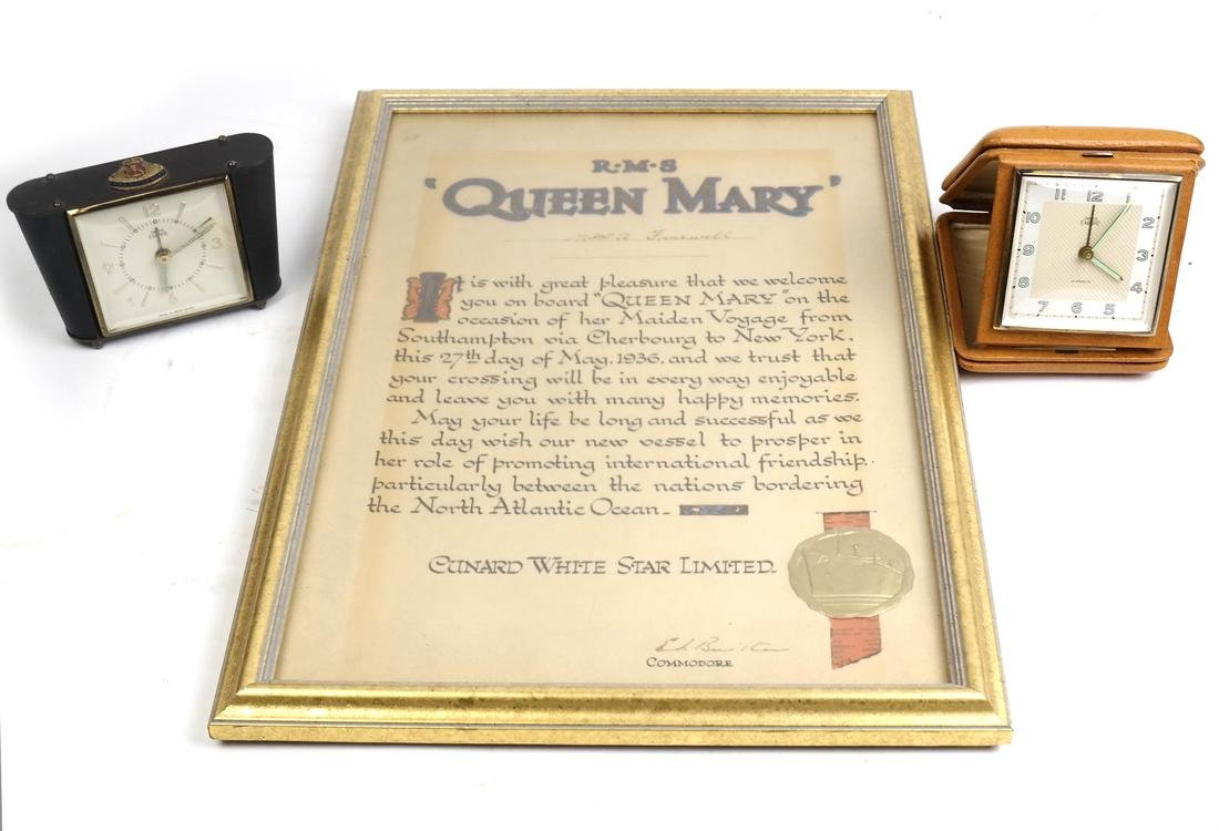 Queen Mary Commemoratives, Lot of 3