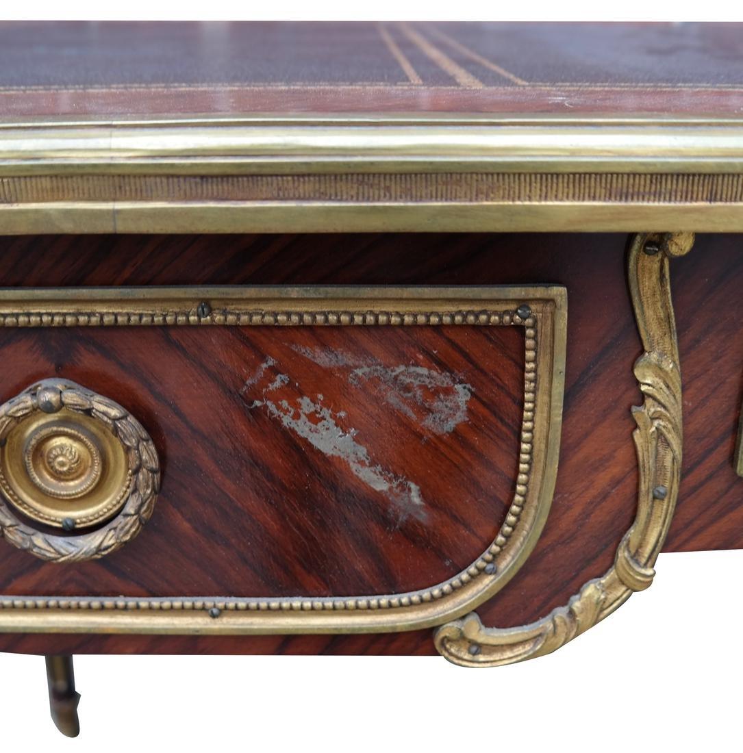 Antique French Ormolu-Mounted Bureauplat - 10