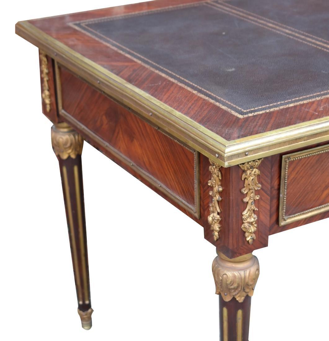 Antique French Ormolu-Mounted Bureauplat - 2