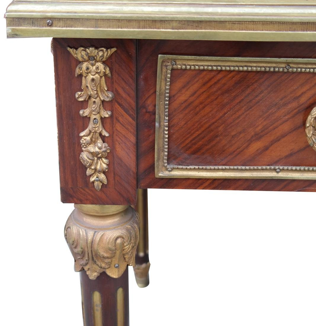 Antique French Ormolu-Mounted Bureauplat - 3