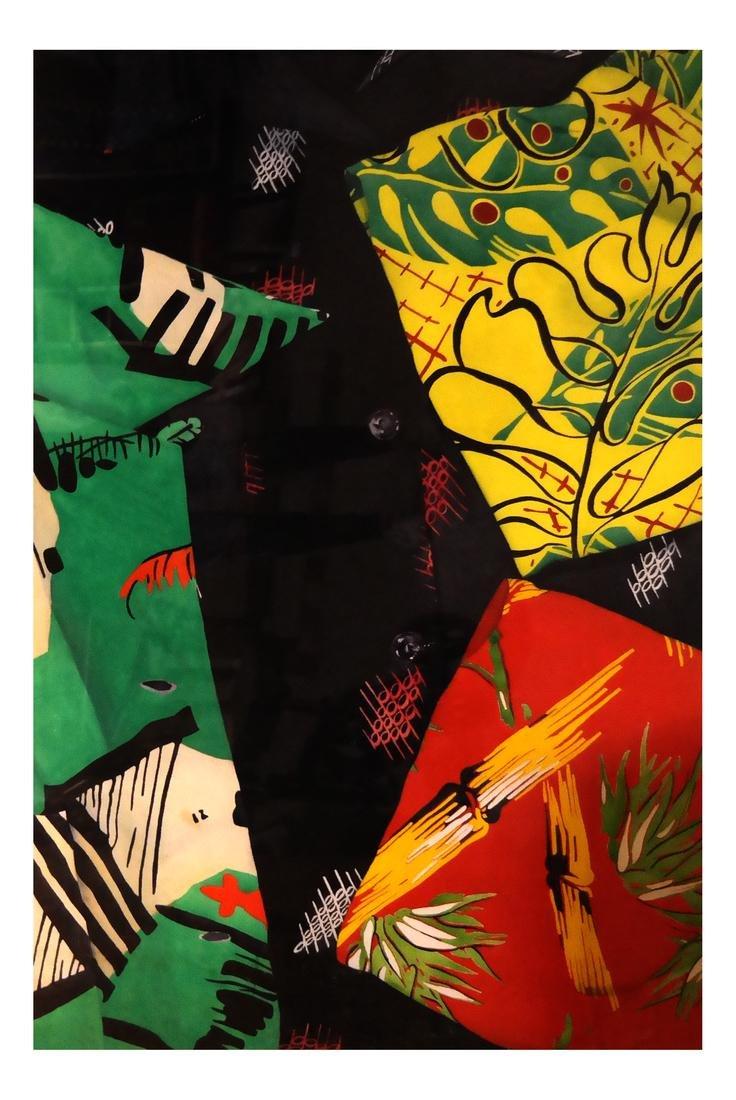 Robert Kitchen Abstract Watercolor