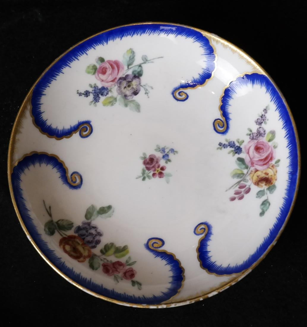 12-Piece Sevres Cups and Saucers - 3