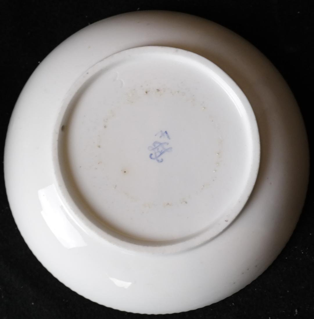 12-Piece Sevres Cups and Saucers - 4