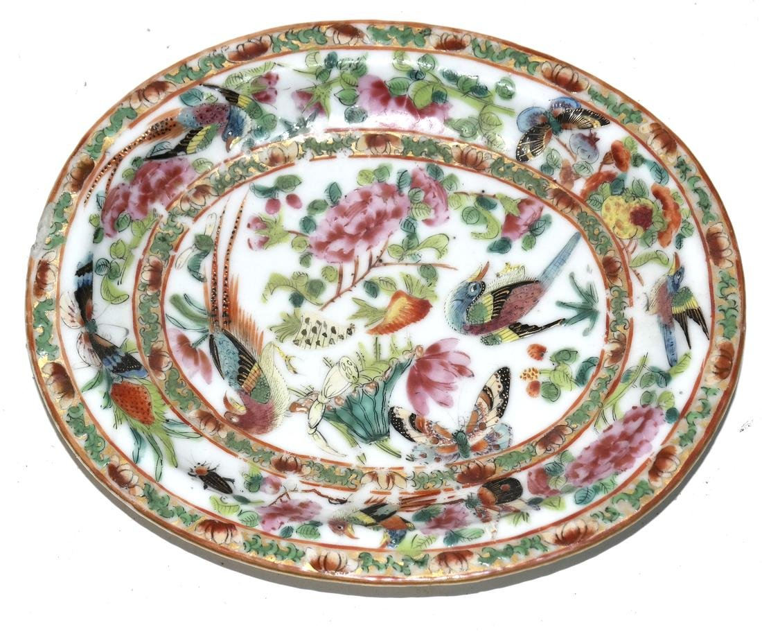 Three Asian Decorated Items - 4