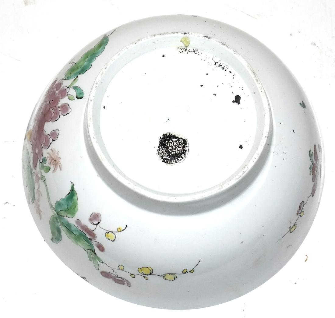 Three Asian Decorated Items - 7