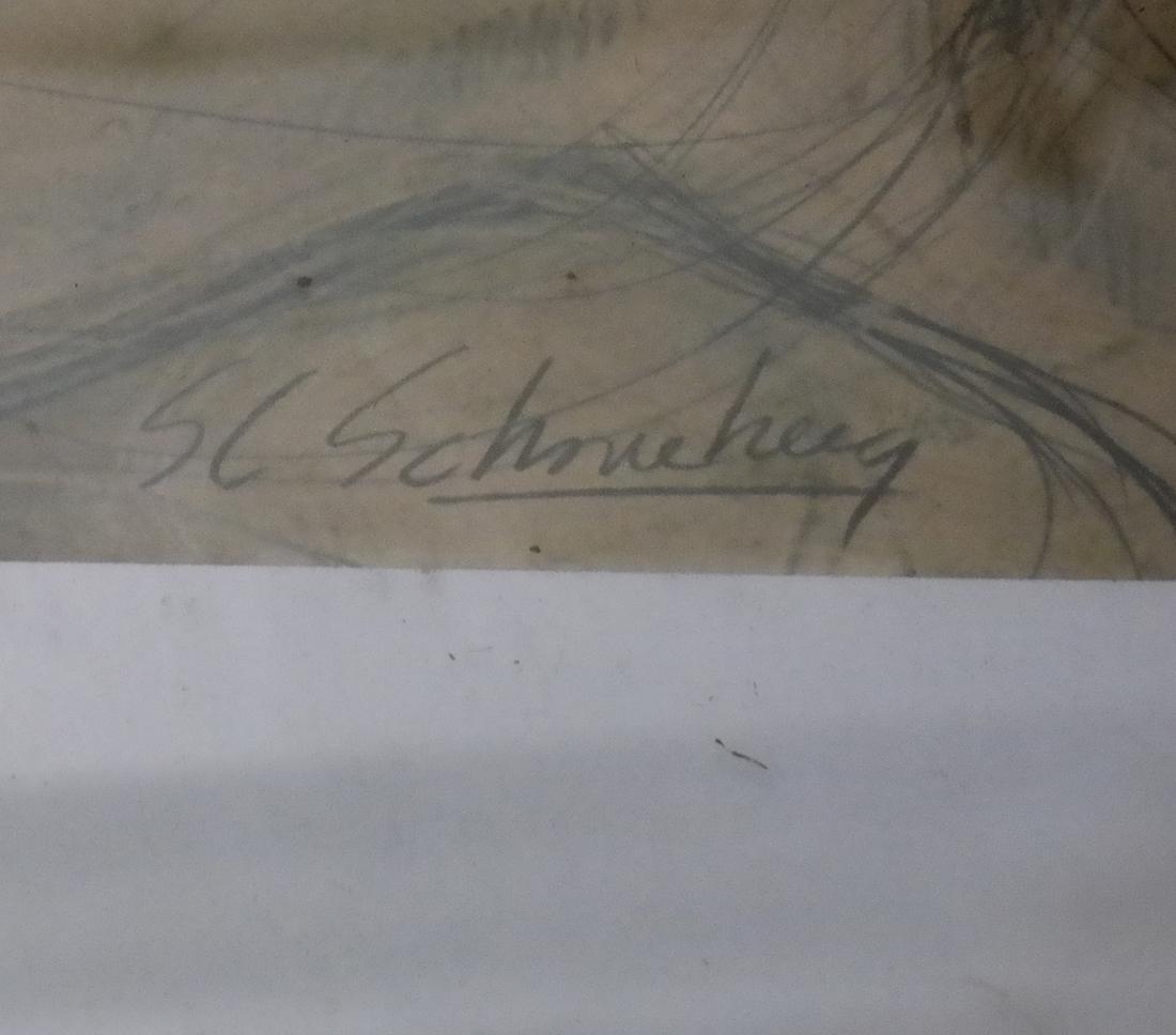 Schonberg: Veranda Scene, Three Women - 4
