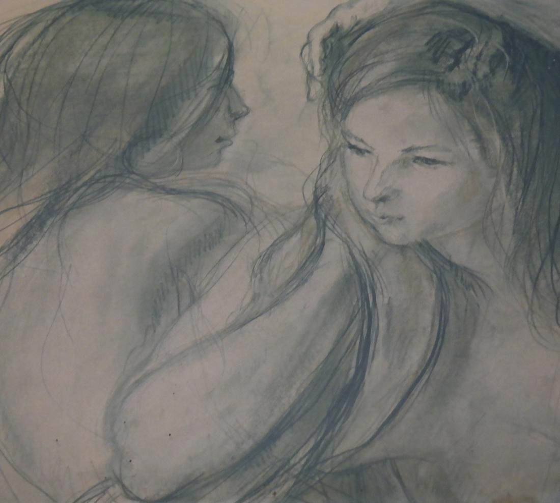 Schonberg: Veranda Scene, Three Women - 5