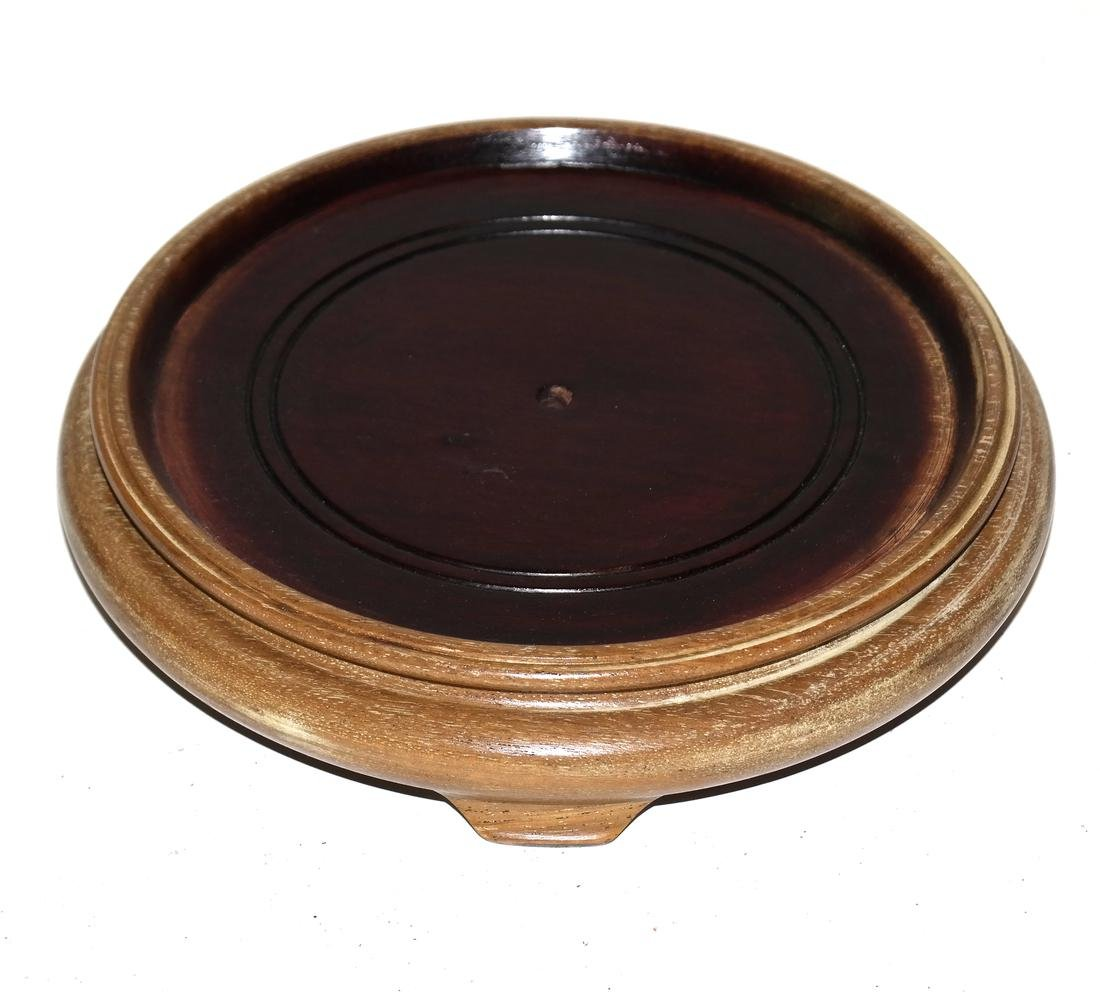 Asian Porcelain Covered Jar - 7