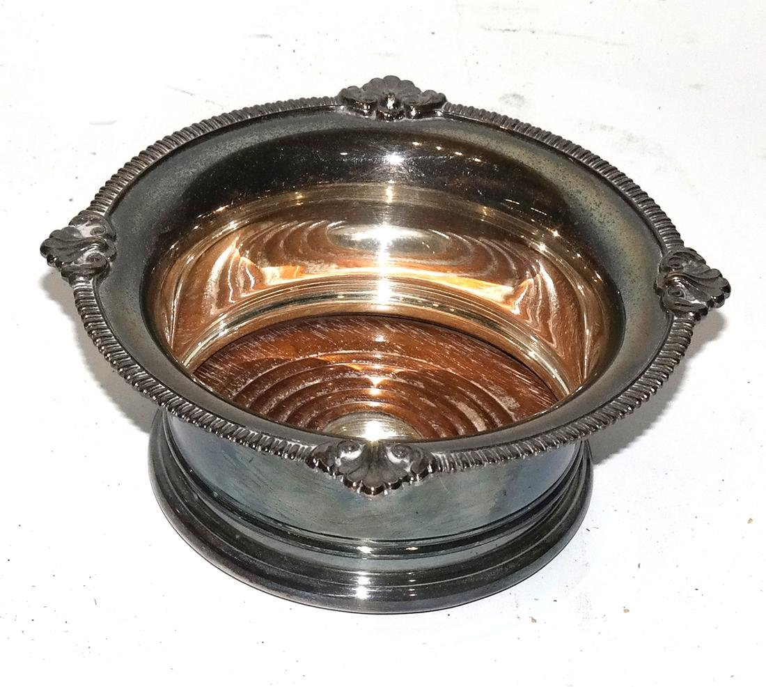 Silver Plate Pitcher, Tray, and Others - 2