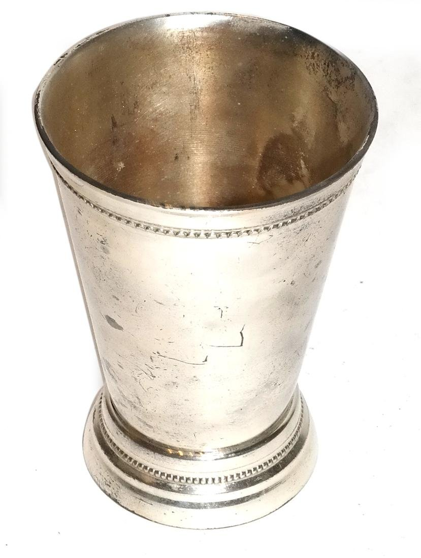 Silver Plate Pitcher, Tray, and Others - 9