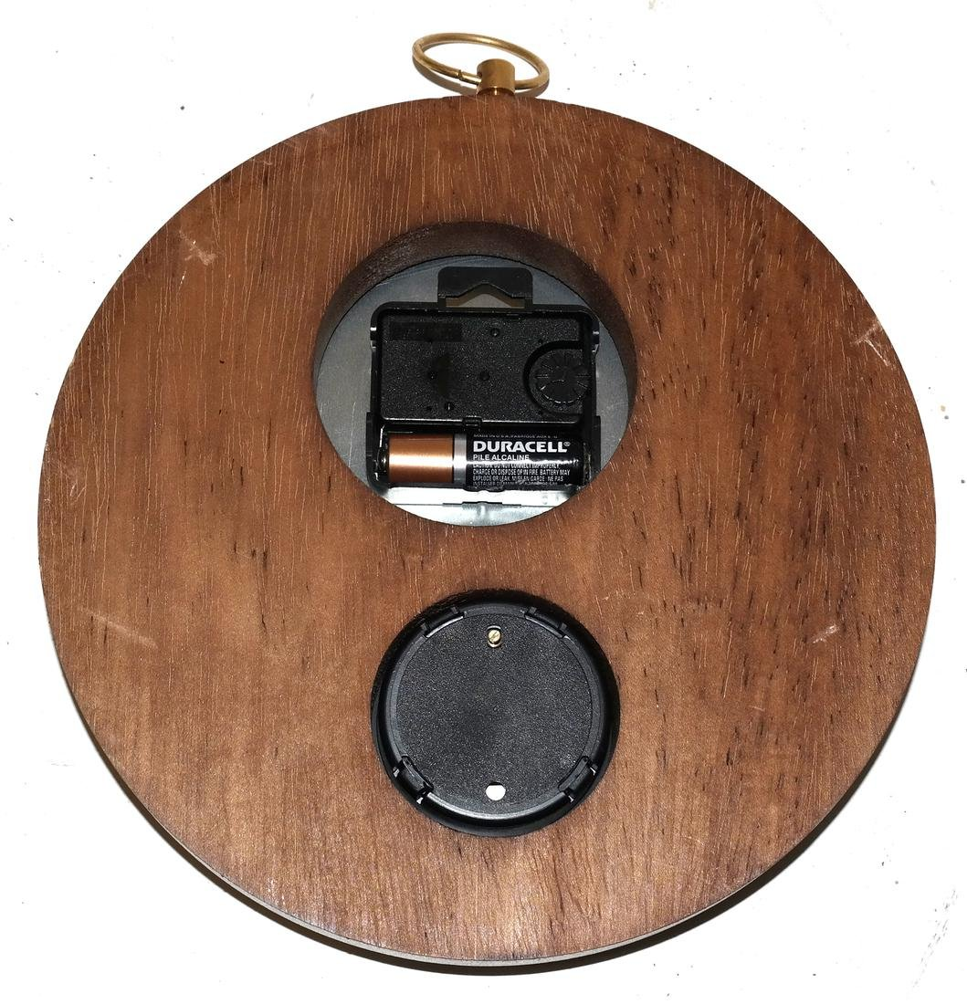 Ships Clock and Barometer - 5