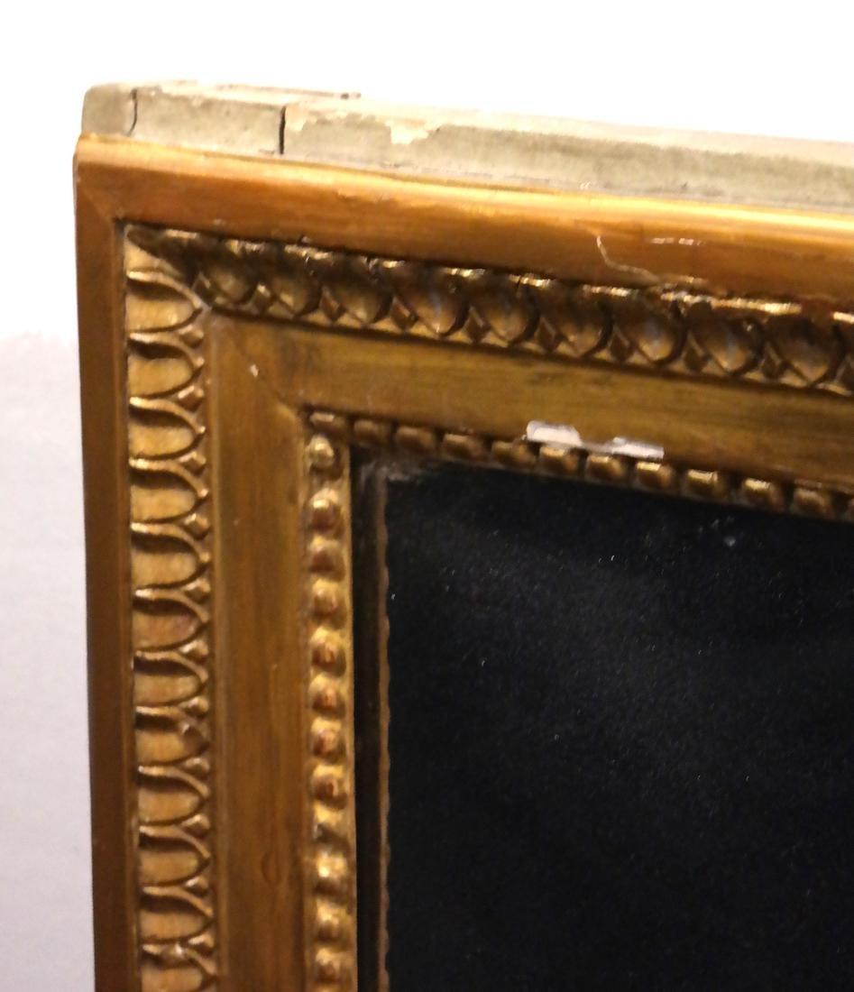 Antique French Mirror - 3