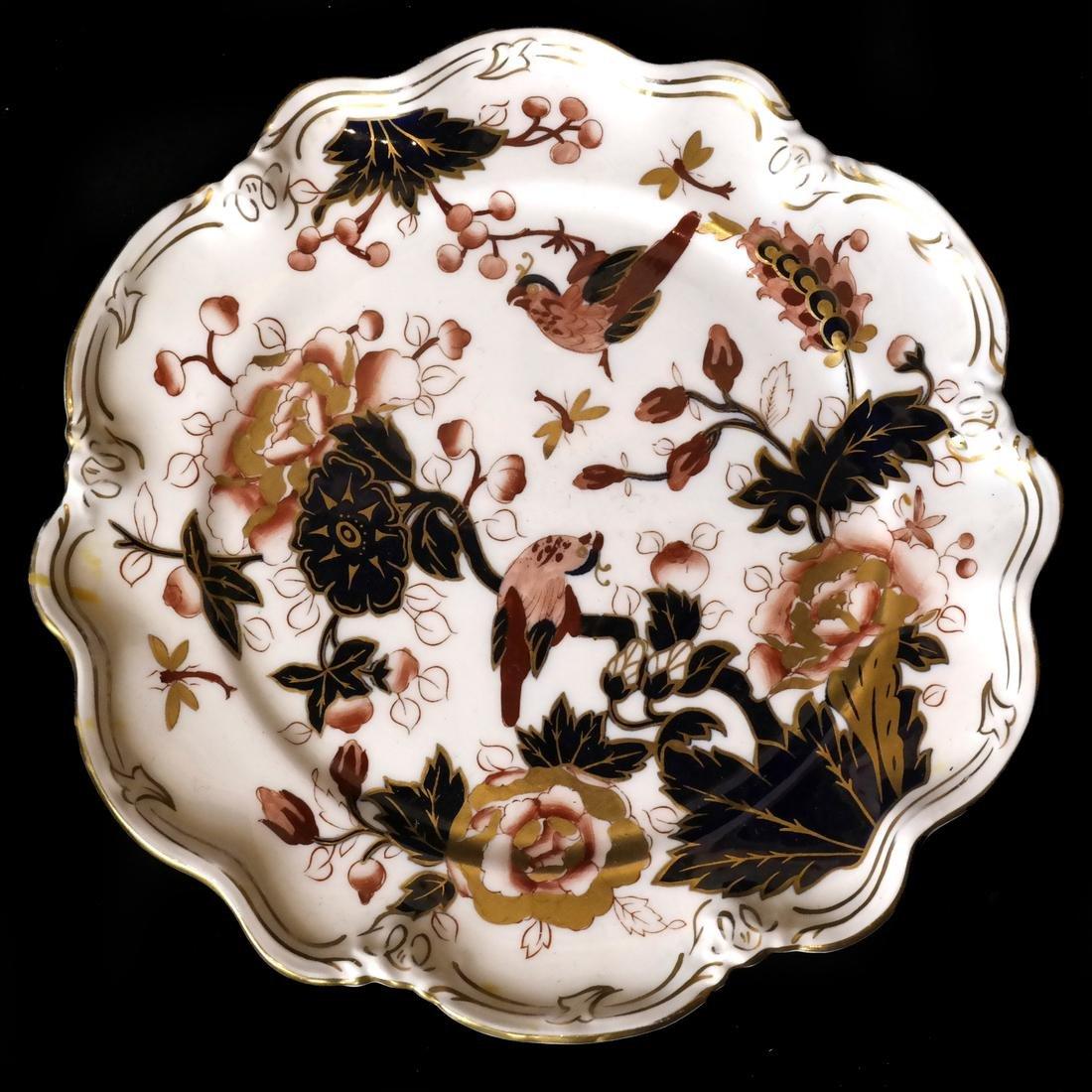 8 Coalport Porcelain Plates