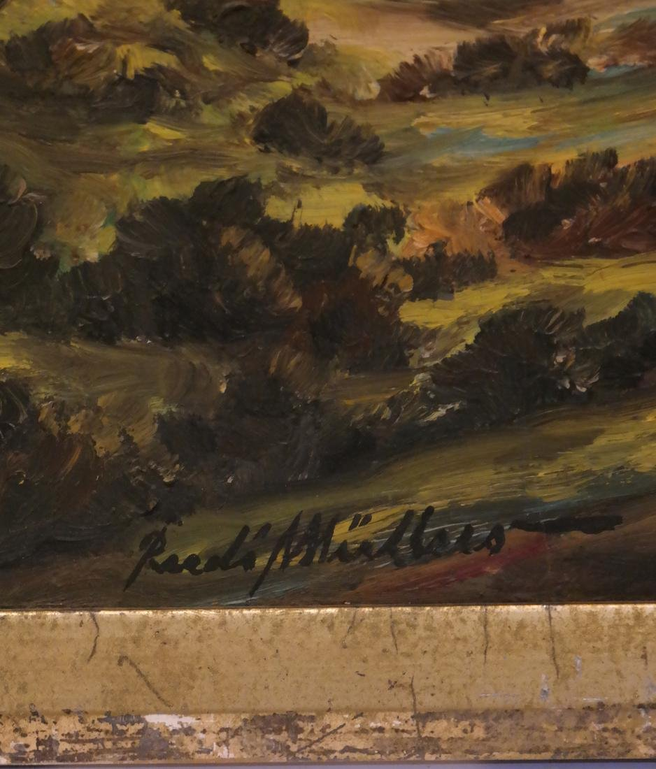 Mullers, Landscape With Figures - 5