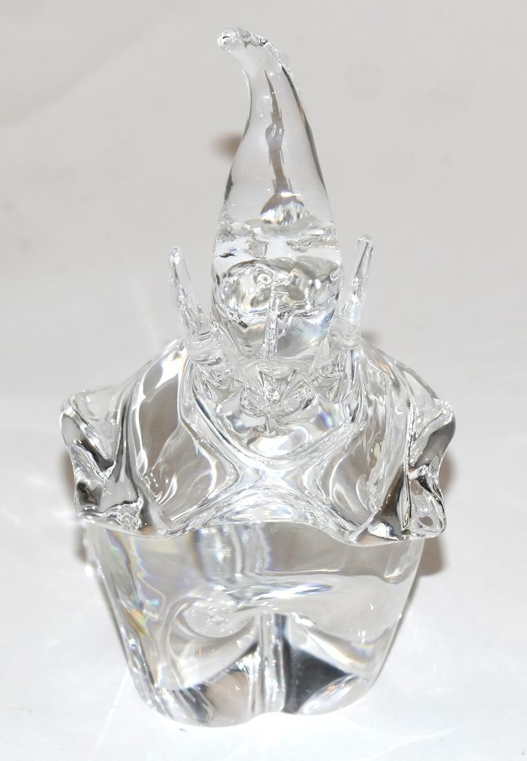 Steuben Glass Elephant - 2