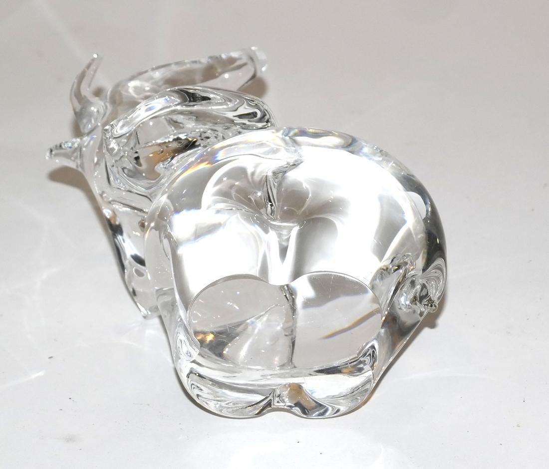 Steuben Glass Elephant - 5