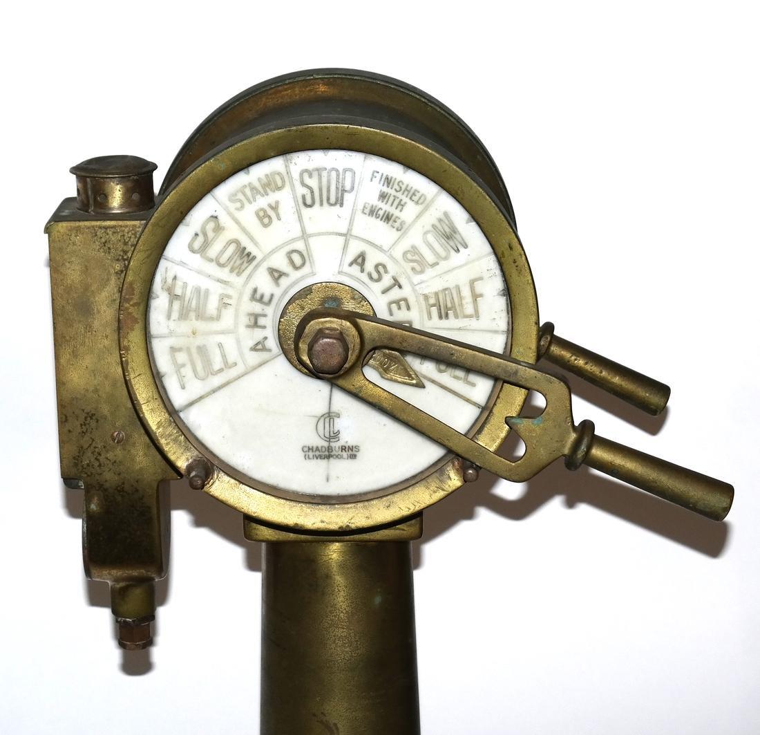 Ships Engine Order Telegraph - 2