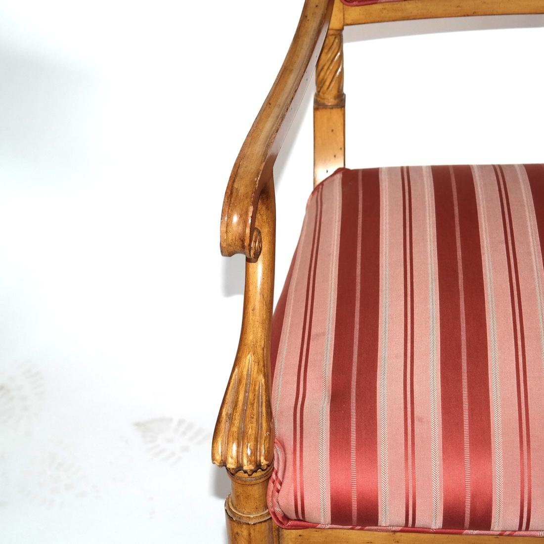 Set of Eight Regency-Style Dining Chairs - 9