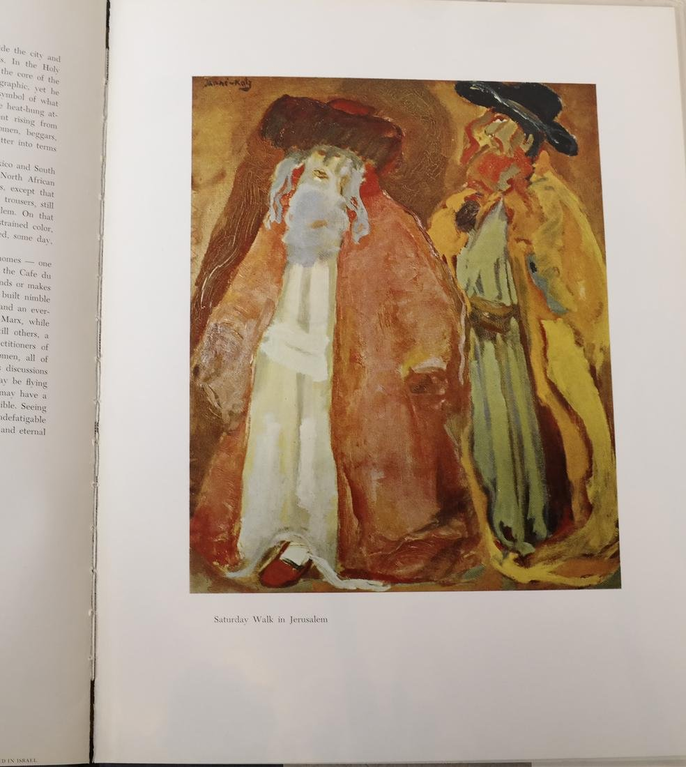 Four Mane-Katz Books - 4