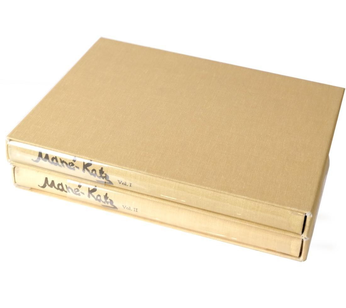 Four Mane-Katz Books - 5