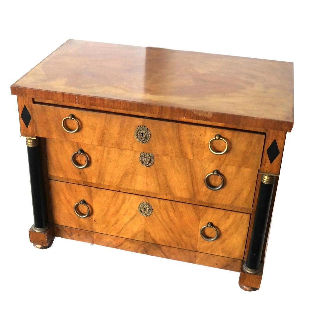 Pair of Directoire-Style Chests by Baker - 3