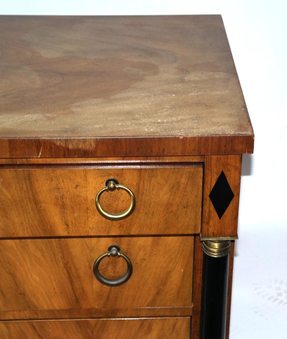 Pair of Directoire-Style Chests by Baker - 4