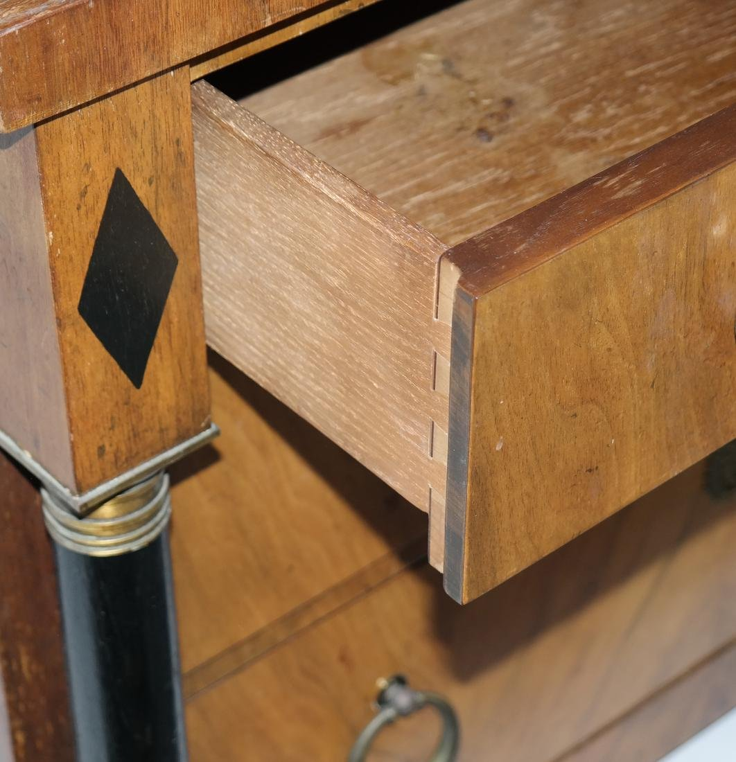 Pair of Directoire-Style Chests by Baker - 7