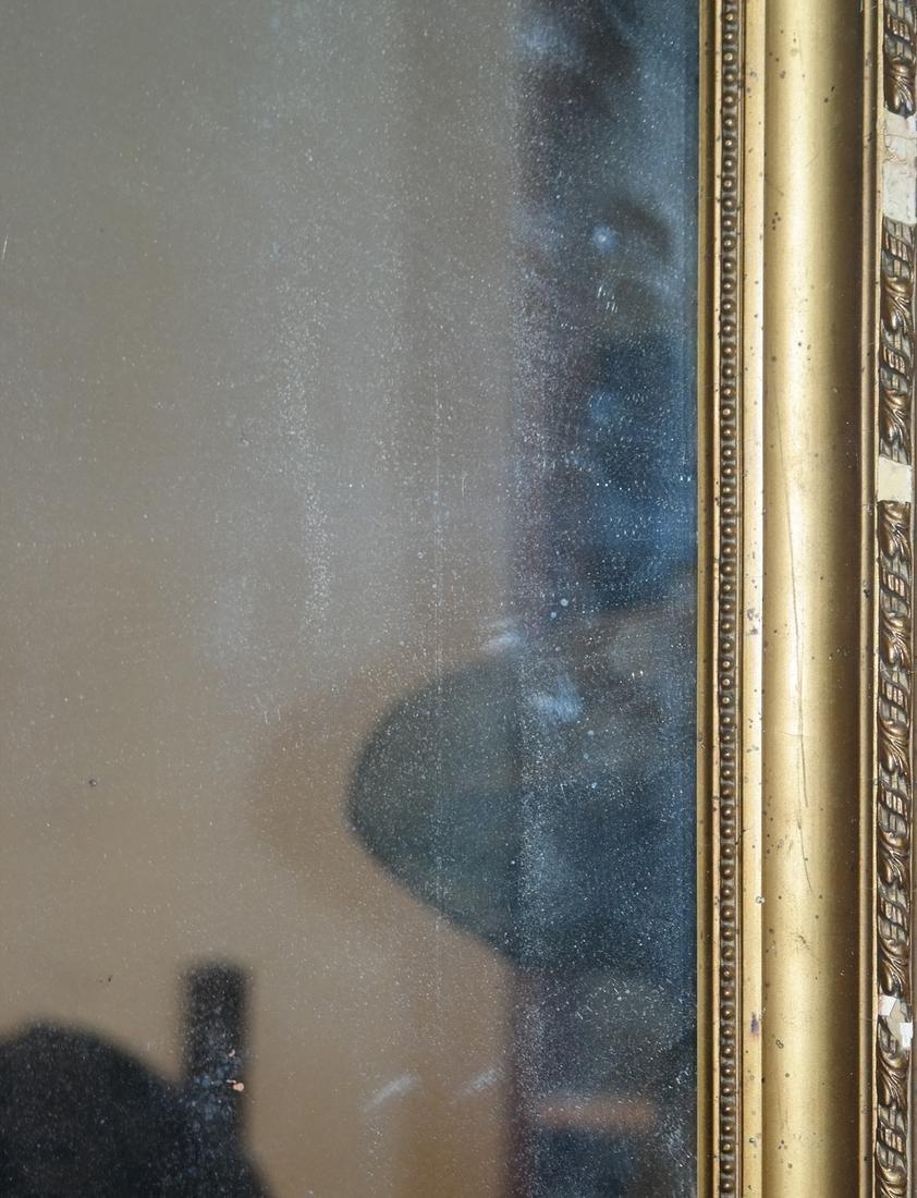 Antique Gilt Pier Mirror - 2