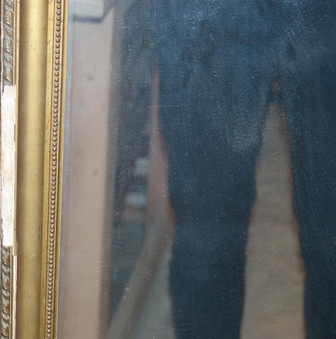 Antique Gilt Pier Mirror - 3