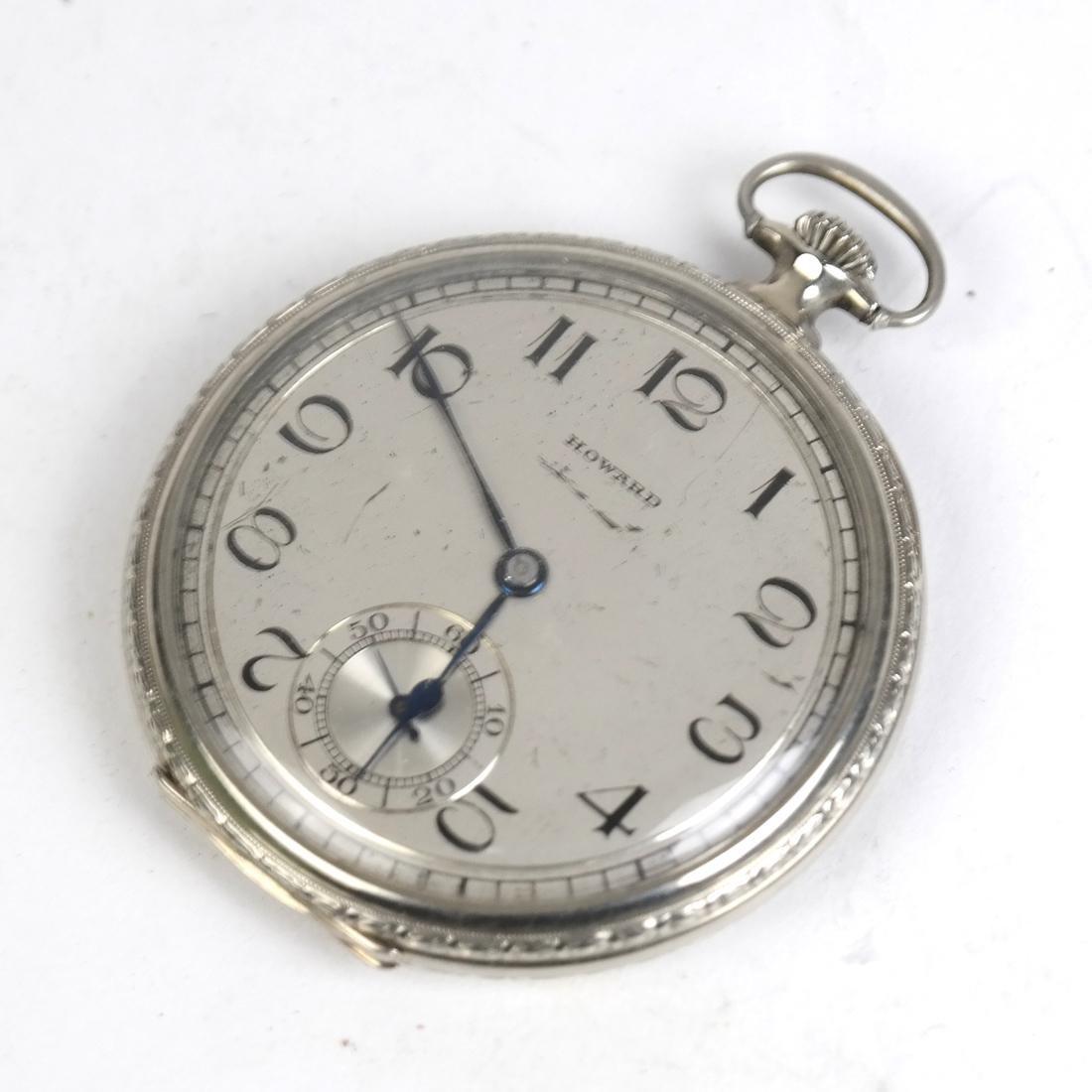 E. Howard & Co, 14k Pocket Watch