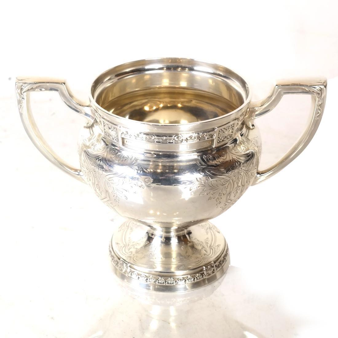 5-Piece Sterling Silver Tea Service - 4
