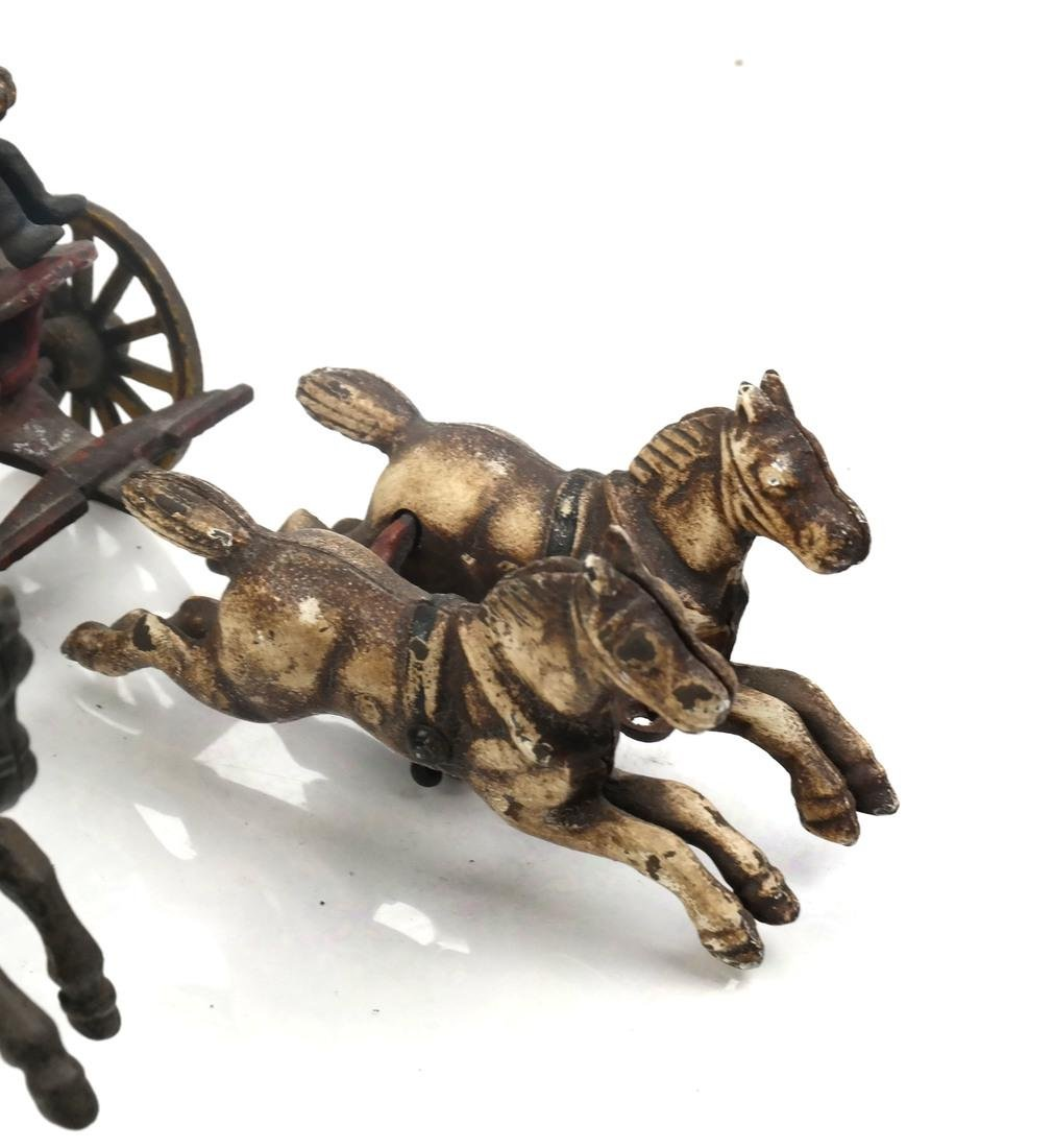 Collection of Antique Iron Toy Miniatures - 7