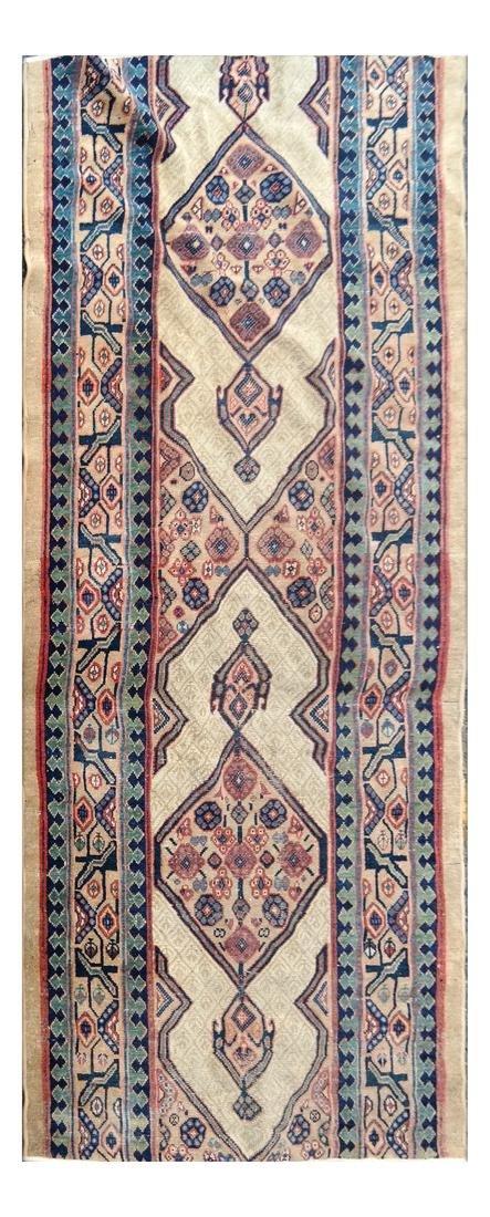Antique Persian Runner, Mid-20th Century