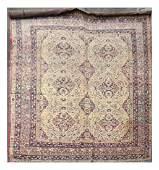 SemiAntique IndoPersian Carpet Circa 1940