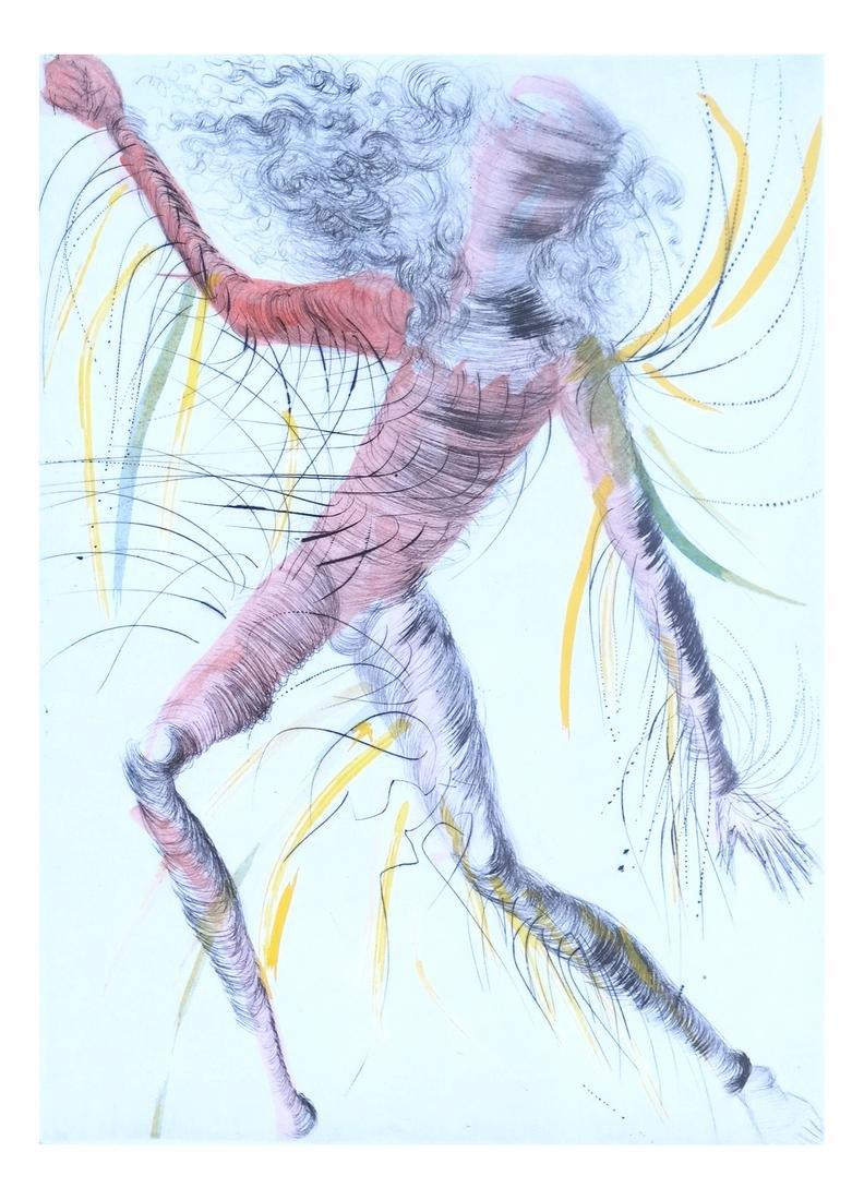 "Salvador Dali: ""The Cosmonaut"" - Print"