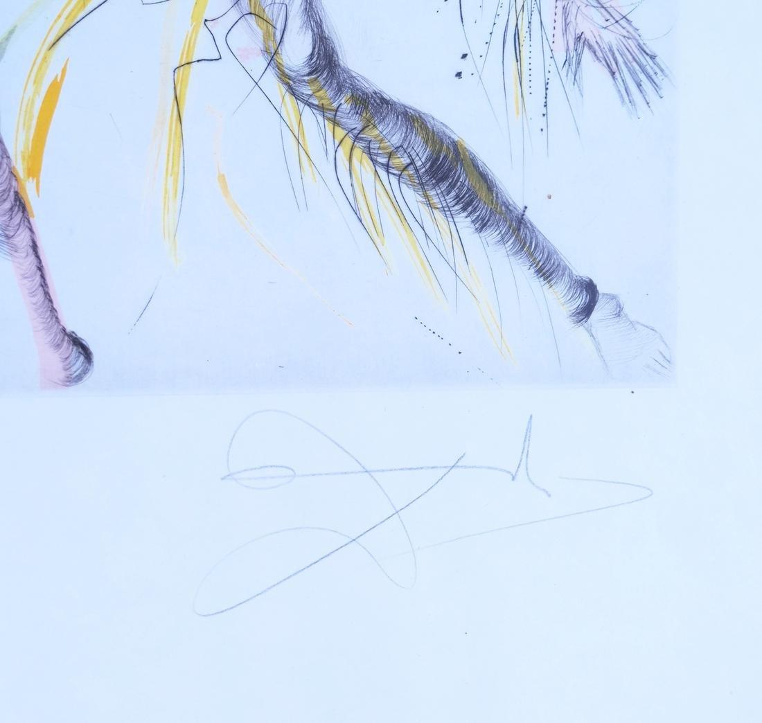 "Salvador Dali: ""The Cosmonaut"" - Print - 3"