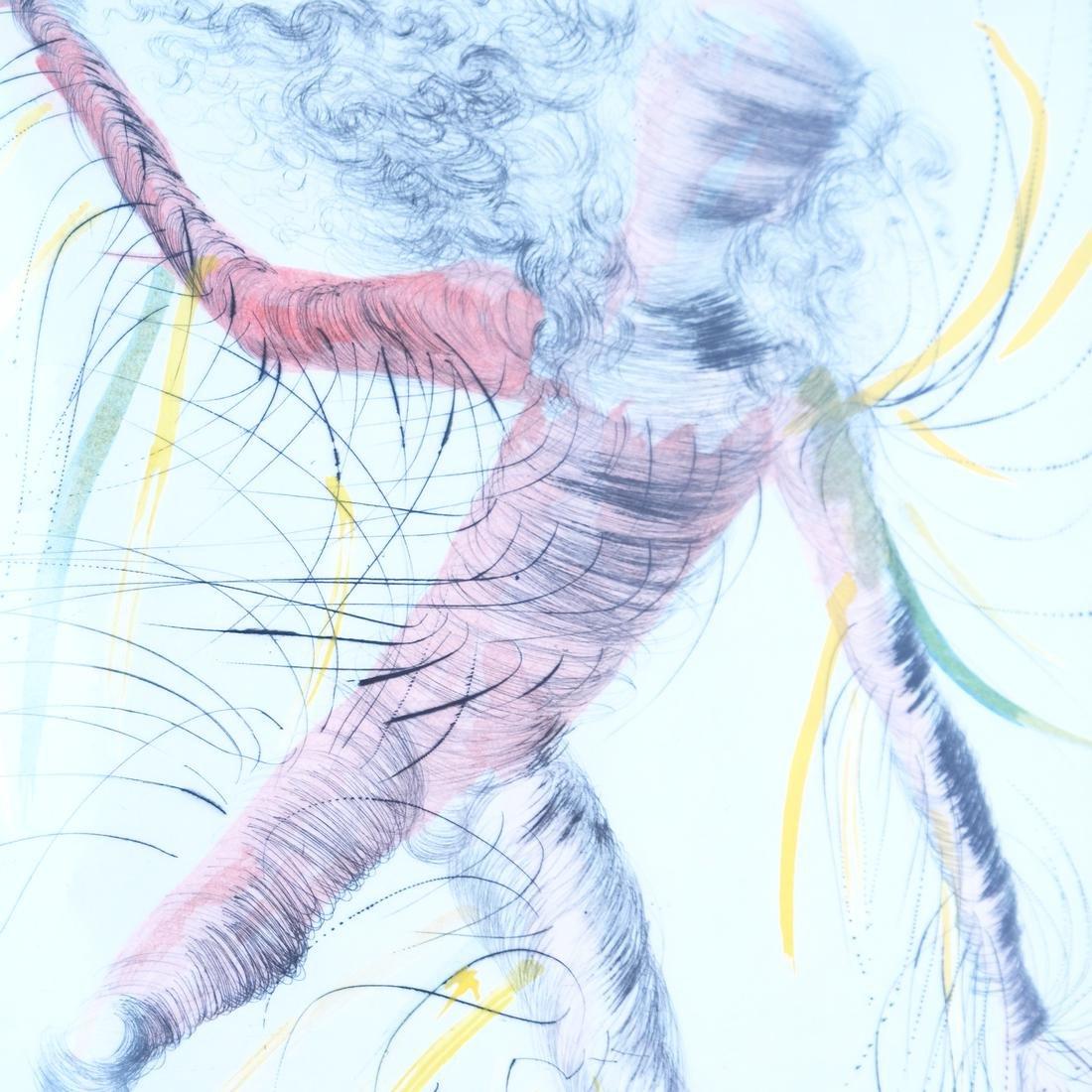 "Salvador Dali: ""The Cosmonaut"" - Print - 4"