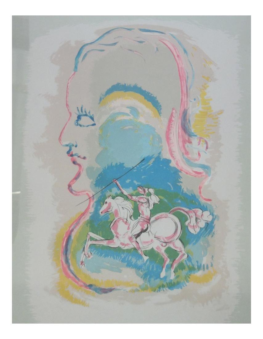 Salvador Dali: Print