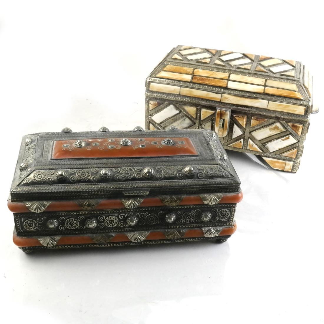 Middle Eastern Jewelry Boxes