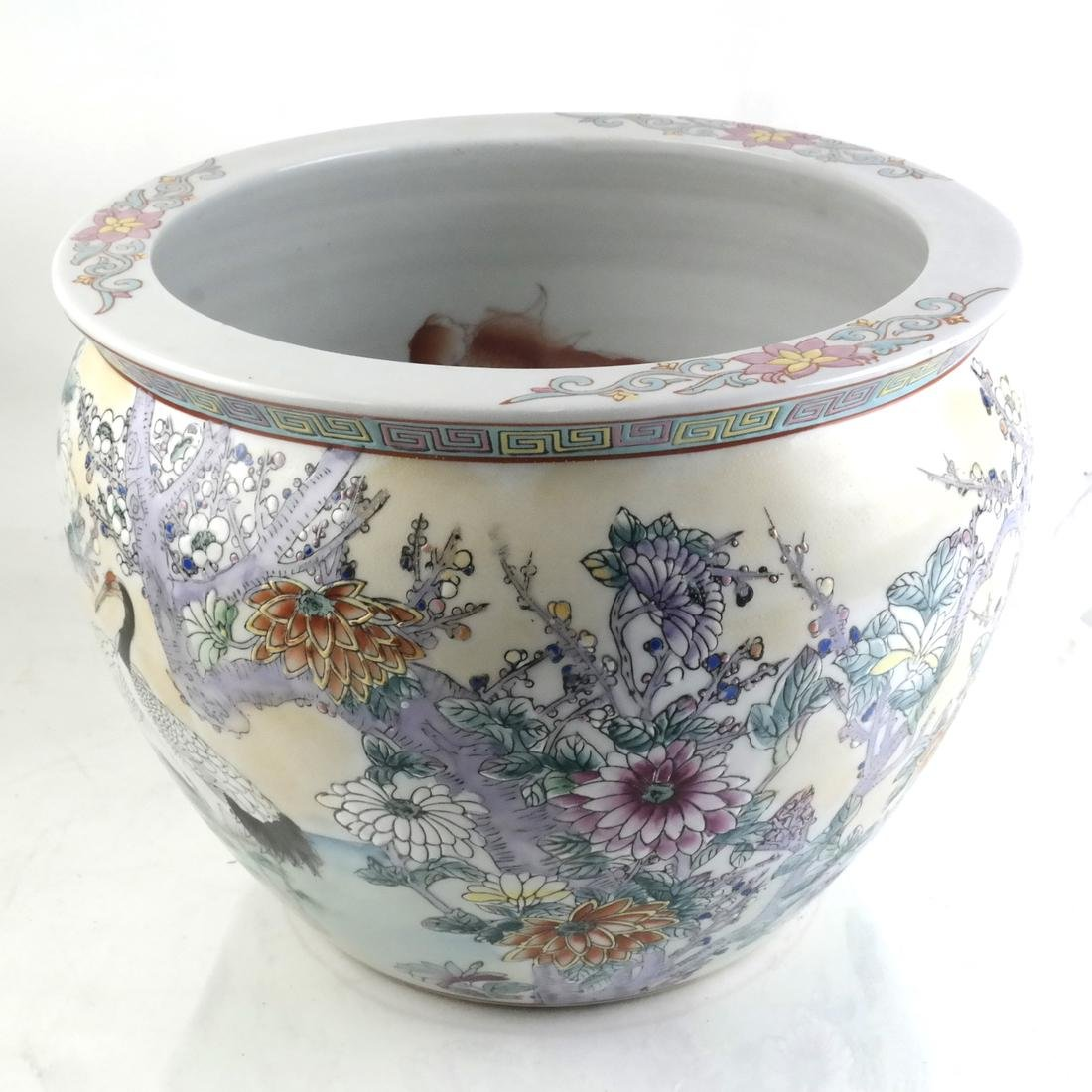Chinese Porcelain Jardiniere