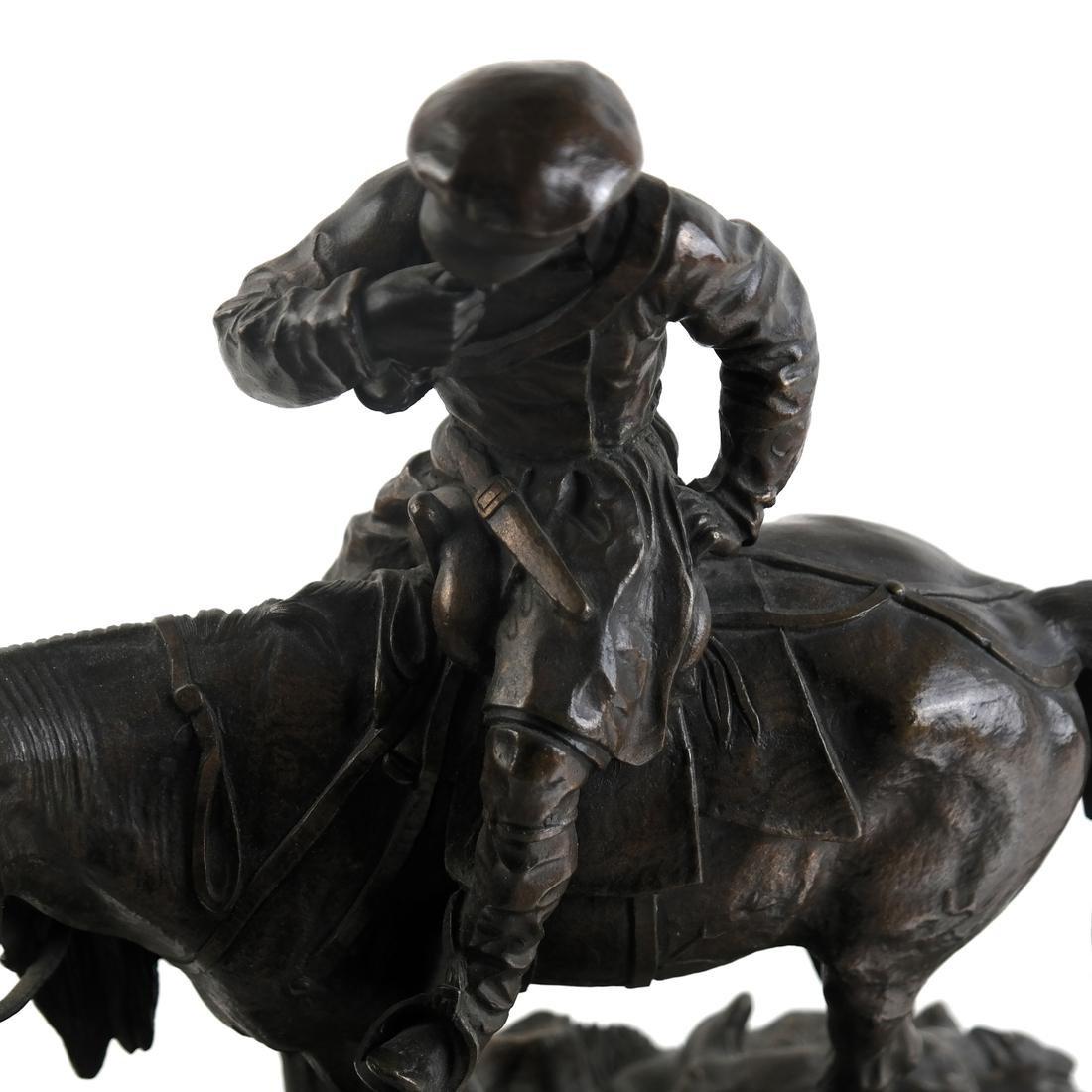 Antique Russian Bronze Group - 4