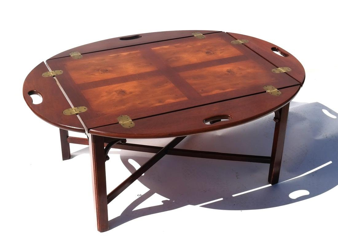 English Style Butler's Table