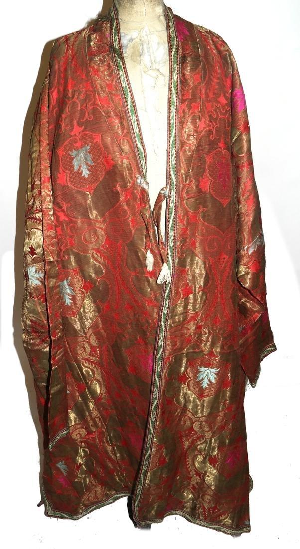 Central Asian Antique Men's Wedding Robe