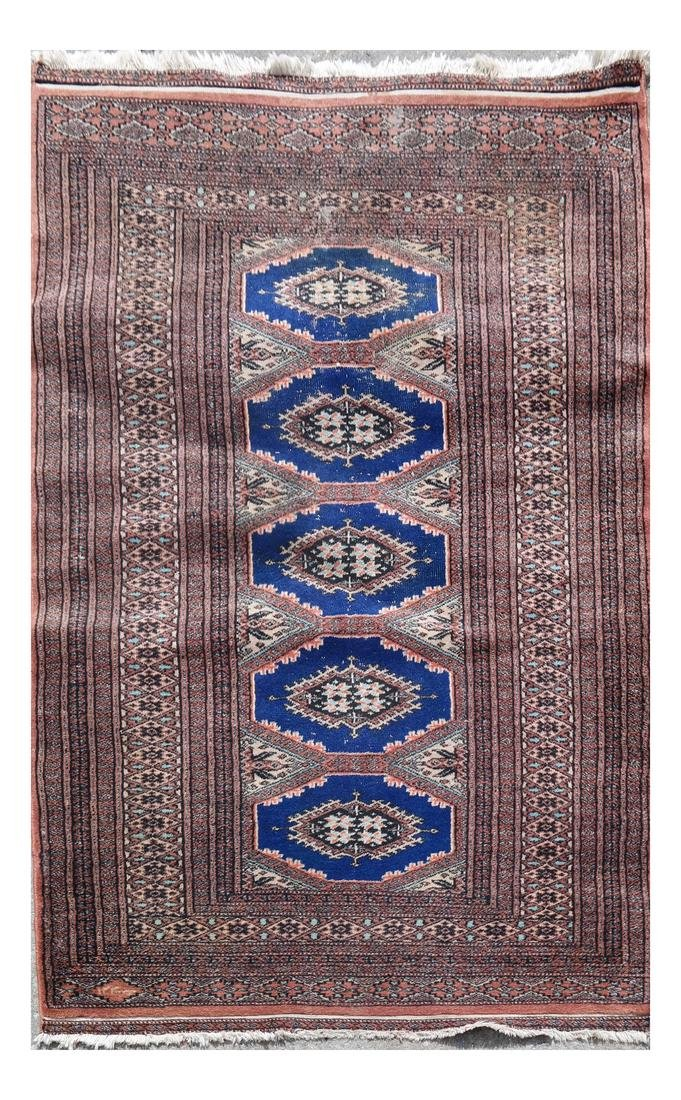 Semi-Antique Persian Runner