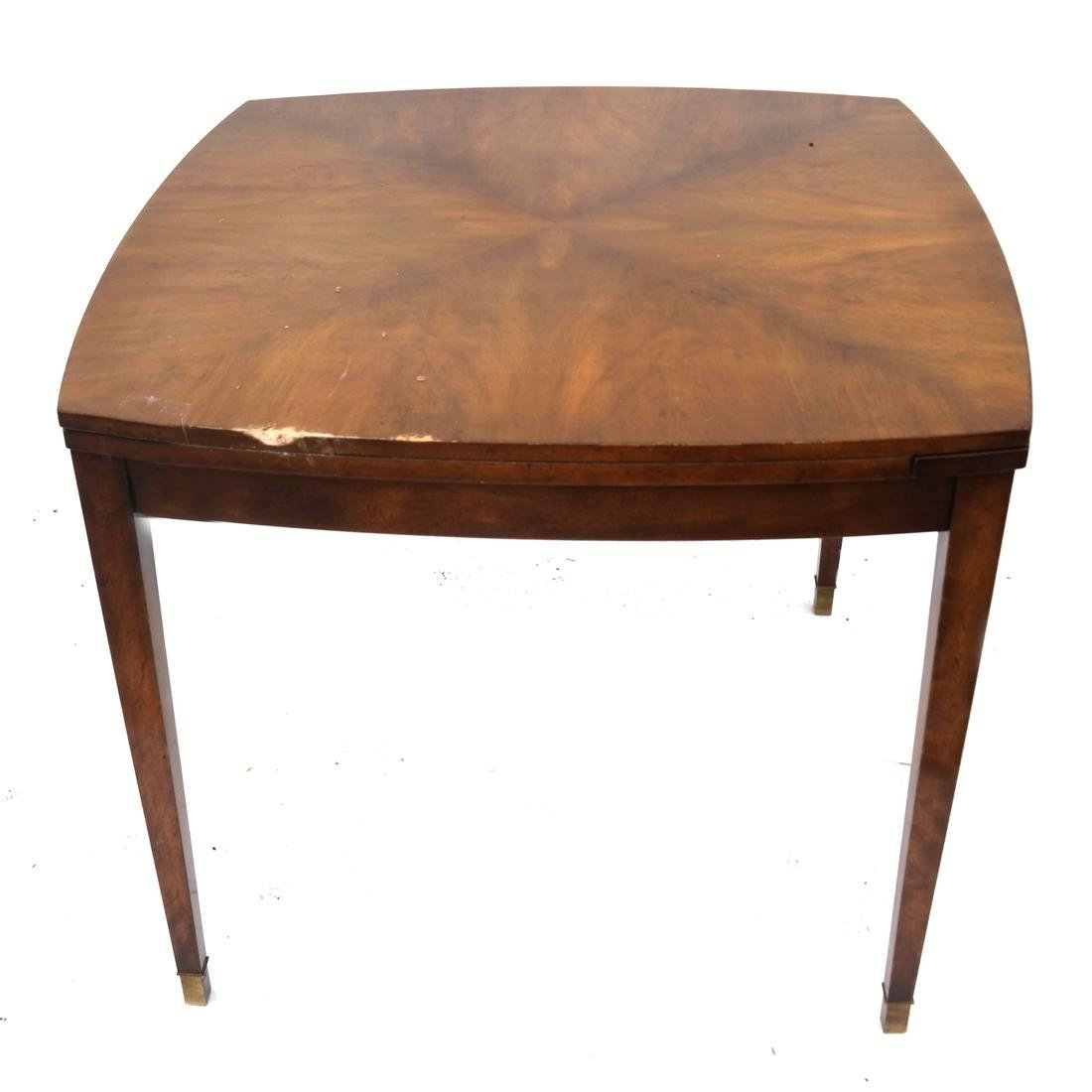 Fruitwood Card/Games Table