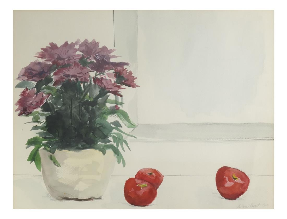 Alana Dupont, Still Life With Flowers and Fruit