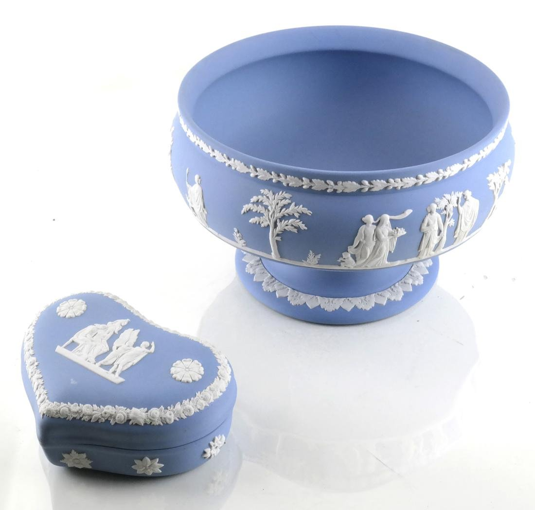 Two Wedgwood Objects