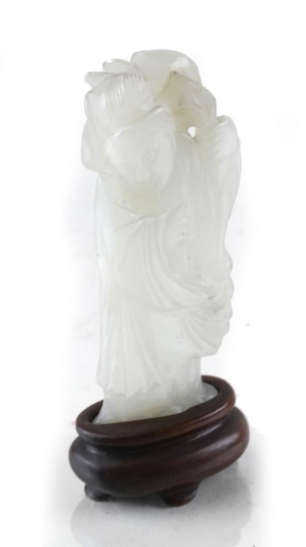 Jade Miniature Figure