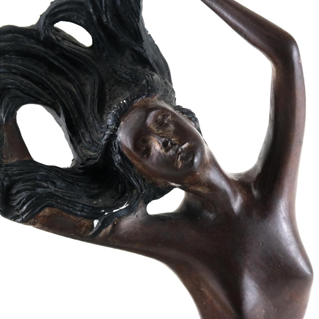 Bronze Sculpture Nude Female - 2