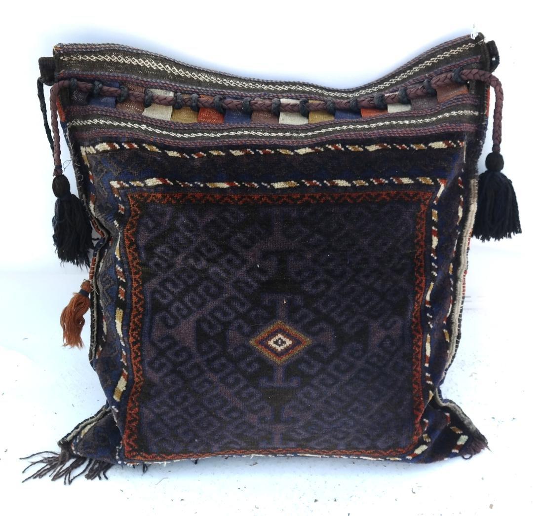 Central Asian Saddle Bag